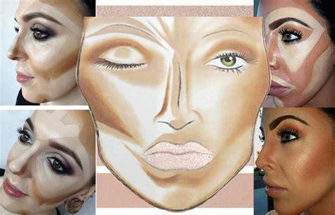 Make Up Contour contouring makeup images mugeek vidalondon