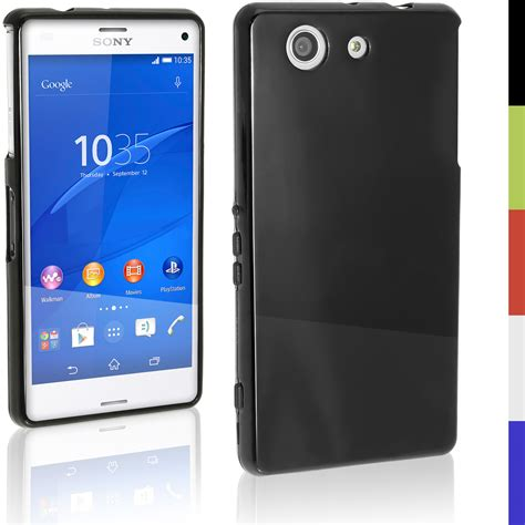 Back Door Back Casing Sony Xperia Z3 Mini Include Lem Tip glossy tpu gel for sony xperia z3 compact d5803 d5834