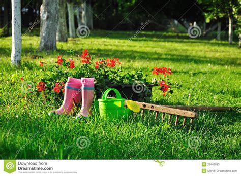 gardening picture garden background rural scene stock photos image 25463093