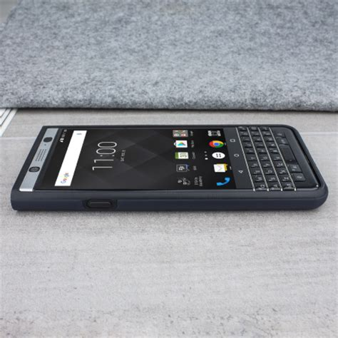 Blackberry Keyone Dual Layer Shell official blackberry keyone dual layer shell black mobilezap australia