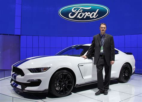mustang engineer chief ford engineer talks development strategy for shelby
