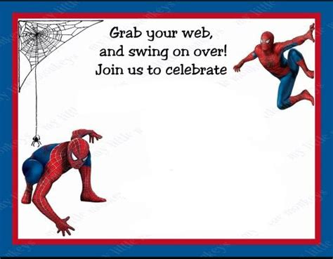 spider card template 15 best images about on