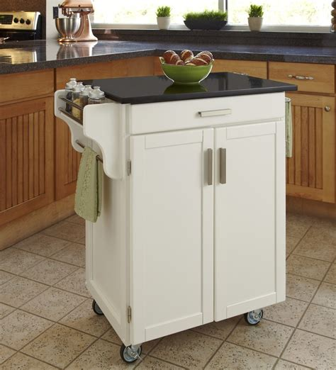 kitchen islands with granite tops home styles cuisine kitchen cart with granite top