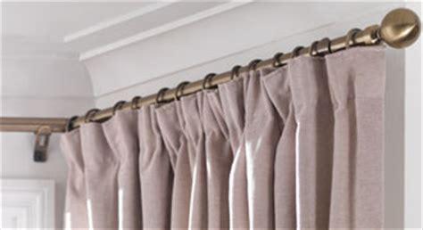 metal bay window curtain pole swish belgravia metal curtain pole for three sided bay windows