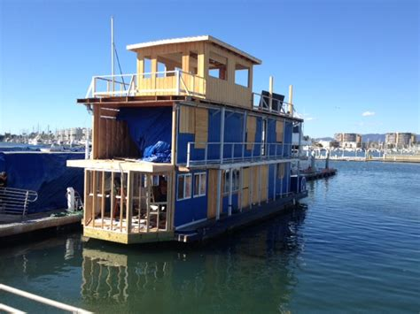 house boat living misty tosh s houseboat tiny house blog