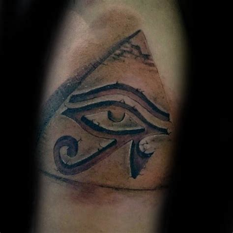 the eye of horus tattoo designs 50 eye of horus designs for