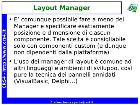 layout manager in java awt pdf java awt