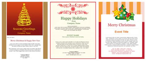 happy holidays email card template reach out to everyone with these happy templates