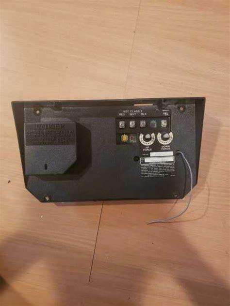 receiver logic board control  sears craftsman