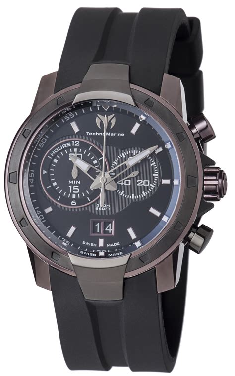 technomarine uf6 chronograph s model 612001