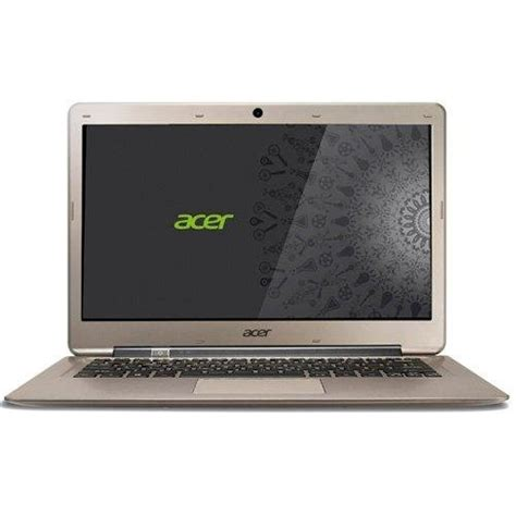 Laptop Acer S3 I3 acer 13 3 quot aspire windows 8 laptop i3 2377m 1 5ghz 4gb