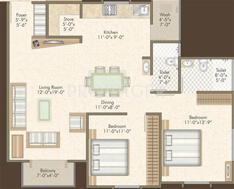 950 sq ft 2 bhk 2t apartment for sale in modi properties 950 sq ft 2 bhk 2t apartment for sale in darshanam