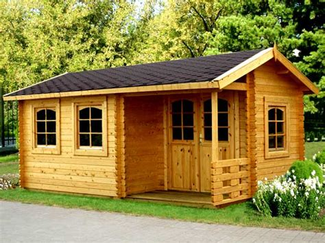 log cabins for your garden useful information about