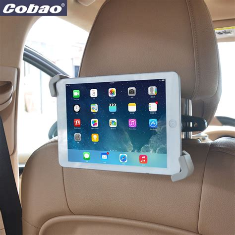 Car Headrest 3 In 1 support 7 11 inch tablet pc car back seat headrest mount
