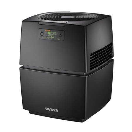air purifier and fan in one winia airwasher awa 909bd air humidifier and purifier all