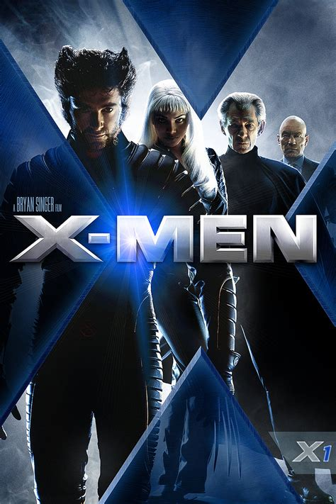 film x the x men movies ranked