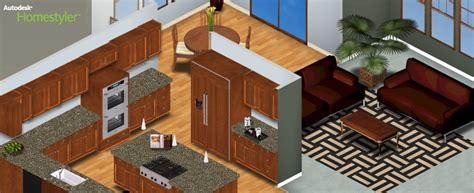 homestyler online 2d 3d home design software autodesk launches easy to use free 2d and 3d online home