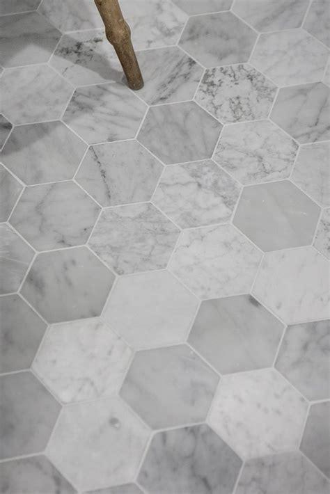 Stunning Botanical Wall Using Hexagon Tiles - 17 best ideas about hexagon tiles on