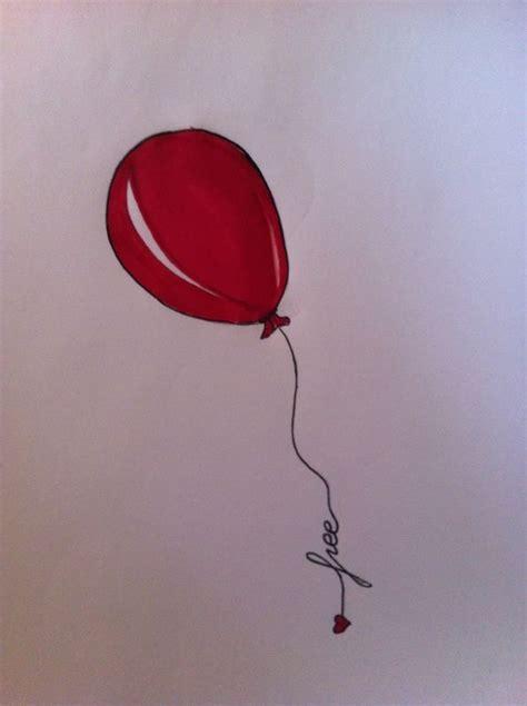 balloon tattoos designs 25 best ideas about balloon on air