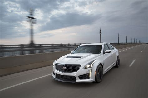 Cts V Black by 2017 Cadillac Cts V Carbon Black Revealed Gm Authority