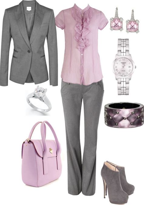 the pink and grey look nice with the paint color eden s 1000 images about fbla outfits on pinterest business