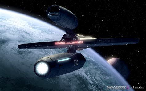 Enterprise Background Check Check Out Fan Made High Resolution Views Of Trek S
