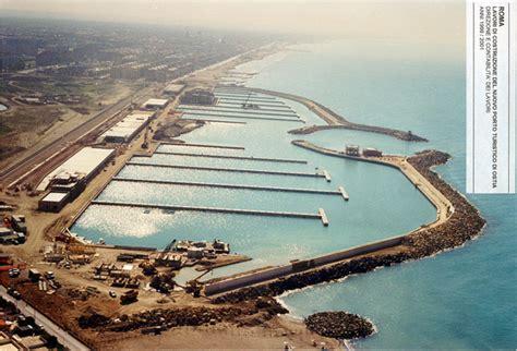 porto turistico di ostia porto turistico di ostia labur esposto in procura per