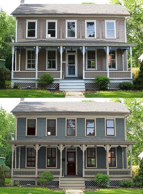 vintage exterior house paint colors 229 best historic house colors images on color