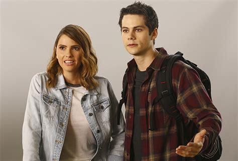 teen wolf season 6 spoilers stiles tvline teen wolf spoilers season 6 premiere stiles malia