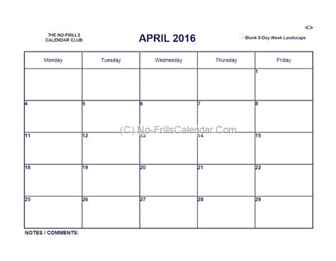 weekend only calendar template no frills calendar s most popular calendars in print preview