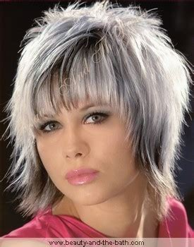 frosted hair to cover gray color black streaks in grey hair dark brown hairs