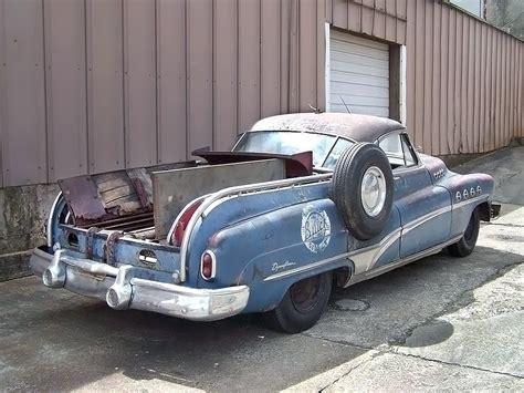 custom buick big tow 1950 buick roadmaster custom wrecker