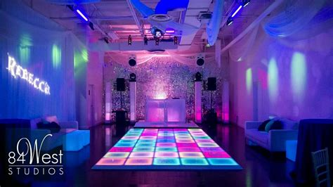 Floor Rental Miami by Led Floor 84 West Studios South Florida Events