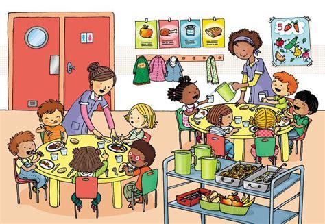 imagenes comedores escolares comedor