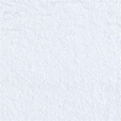 white cotton upholstery fabric 9 oz comfort cotton terry cloth white discount designer