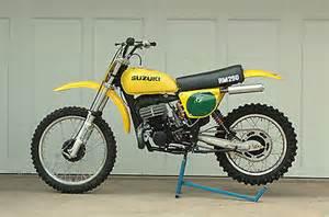 1976 Suzuki Rm250 1976 Suzuki Rm250a Year Rm250 Race Ride Or