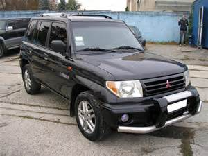 Mitsubishi Pajero Pinin 2002 Mitsubishi Pajero Pinin Pictures Information And