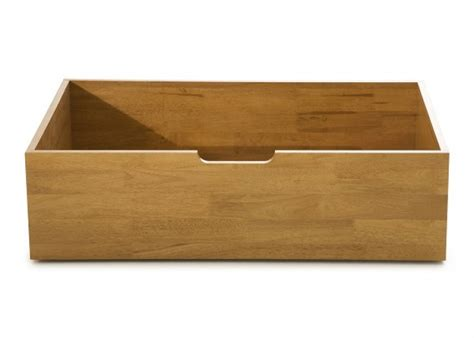 wooden under bed storage drawers with lid serene macy under bed drawers oak finish 4 drawers by