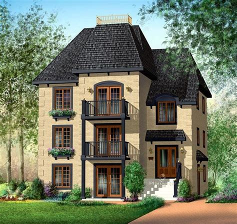 What Is A Multi Family Home by 26 Best Duplex Multiplex Plans Images On