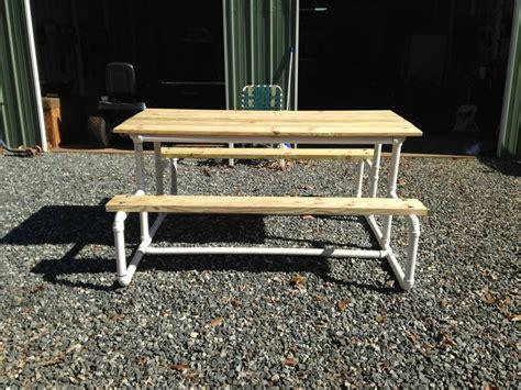 picnic table plans pinterest  project  wood