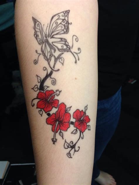 tattoo flower and butterfly designs flower and butterfly tattoos the wonderful think about