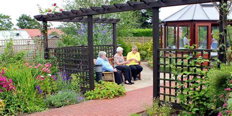 Garden Of Nursing Home Combe Hay Residential Care Home Scarborough