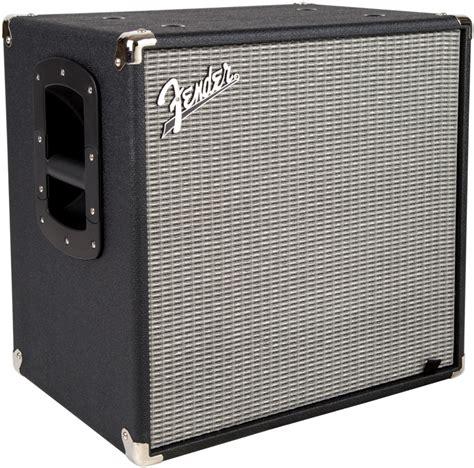 1x12 Bass Cabinet by Fender Rumble 112 1x12 Quot 500 Watt Bass Cabinet Sweetwater