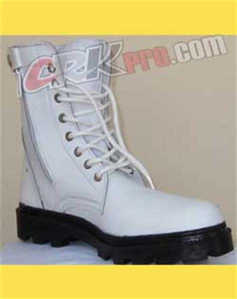 Sepatu Pdh Paskibra Wanita toko sepatu pdh boot polisi