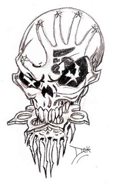 five finger death punch in your head 5fdp mushroomhead by rhynoblades on deviantart