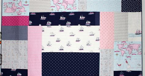 Out To Sea Quilt by Yellow Bird Quilting Cottage Out To Sea Quilt