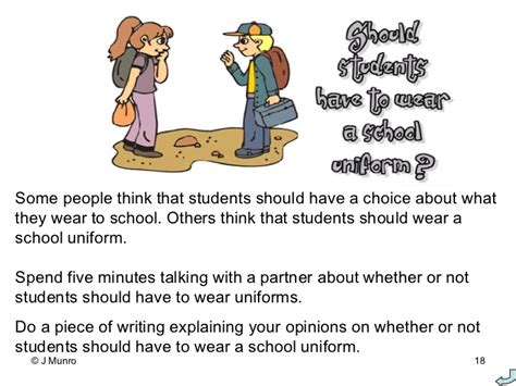 Should Students Wear Uniforms In School Essay by School Uniforms Debate Essay Term Paper Writing Service