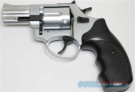 Army 45 Revolver Blank Firing viper 2 5 inch barrel 9mm blank firing revolver for sale
