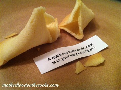 Handmade Fortune Cookies - solving my lunch woes with lean cuisine and