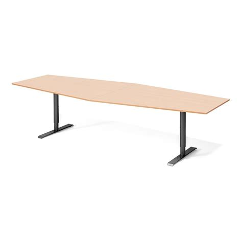 Black Conference Table Conference Table Nelly 1200x2800 Mm Beech Black Aj Products